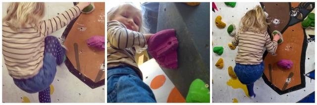 meg climbing