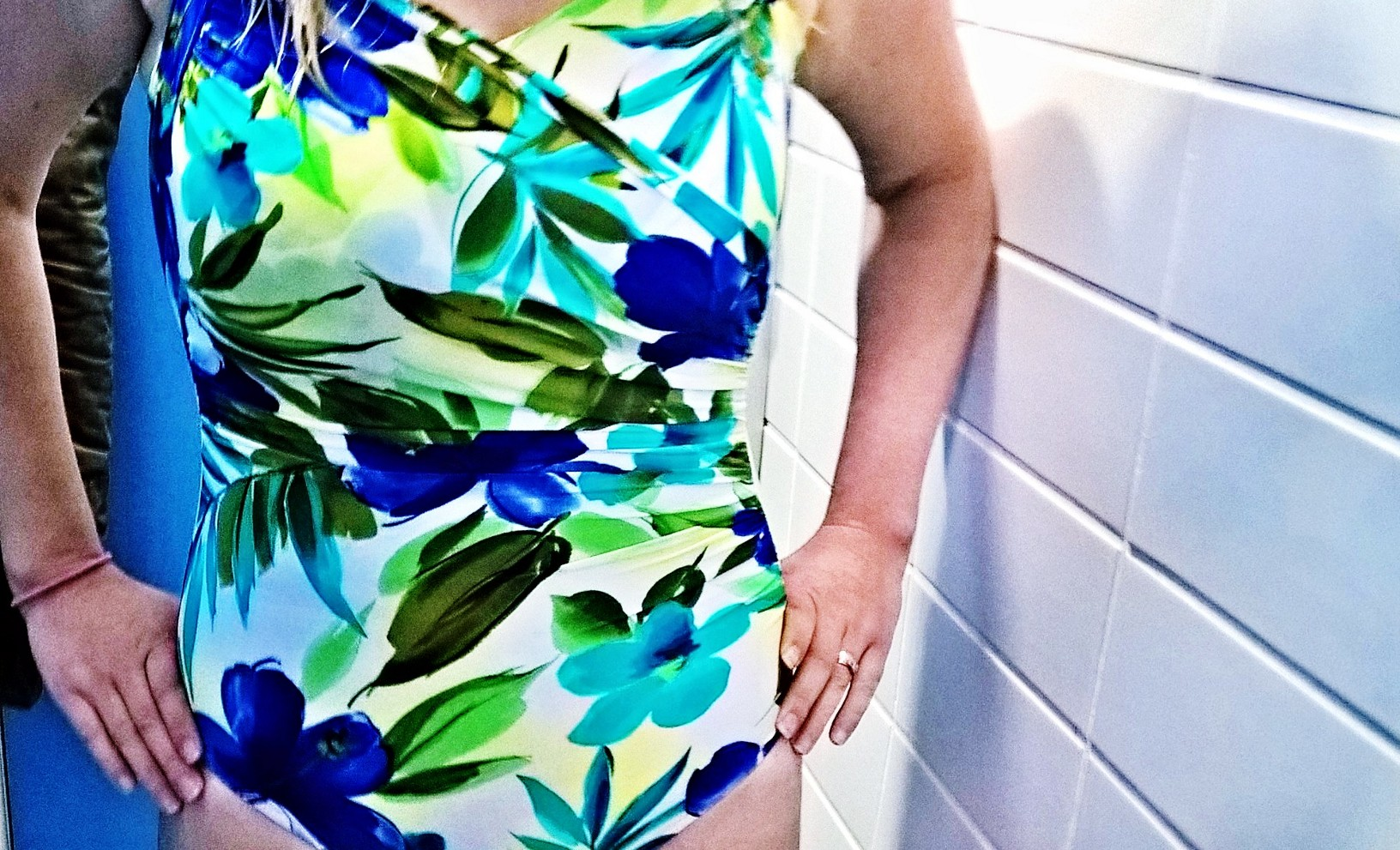 42b2745beb Miraclesuit Swimwear Review - Goodbye Baby Bulge! - The Hearty Life